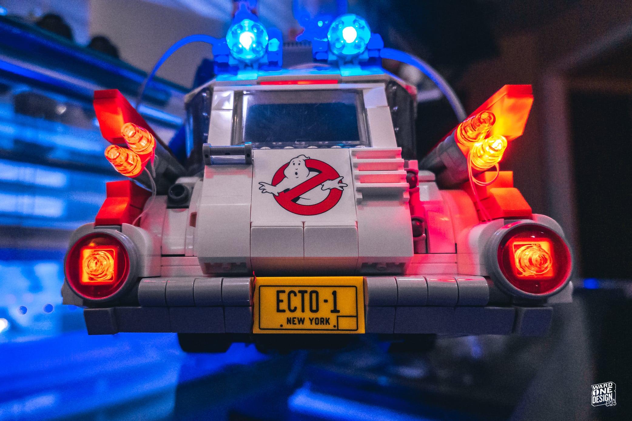 Lego Creator - Ghostbusters ECTO-1