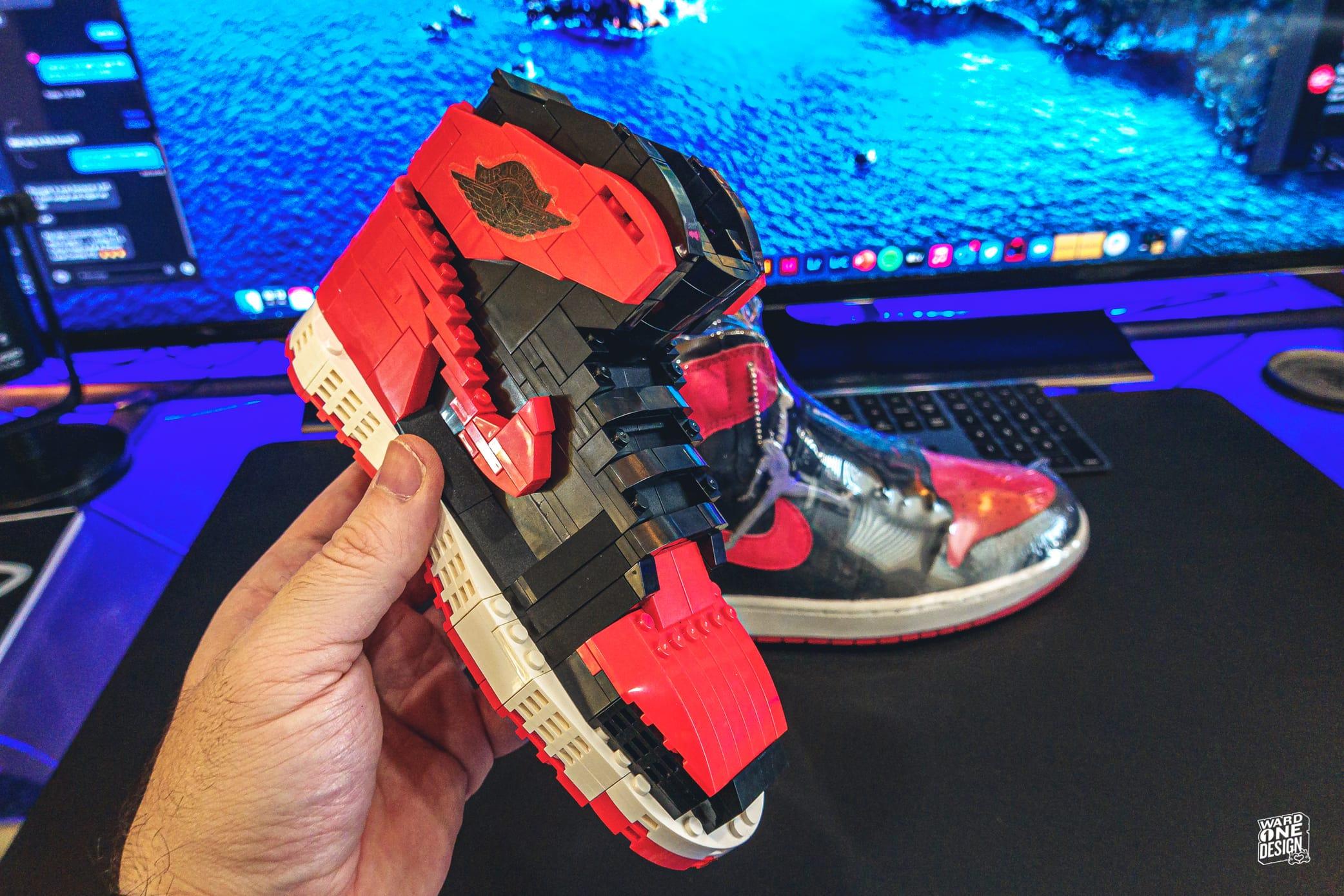 Air Jordan 1 • Lego