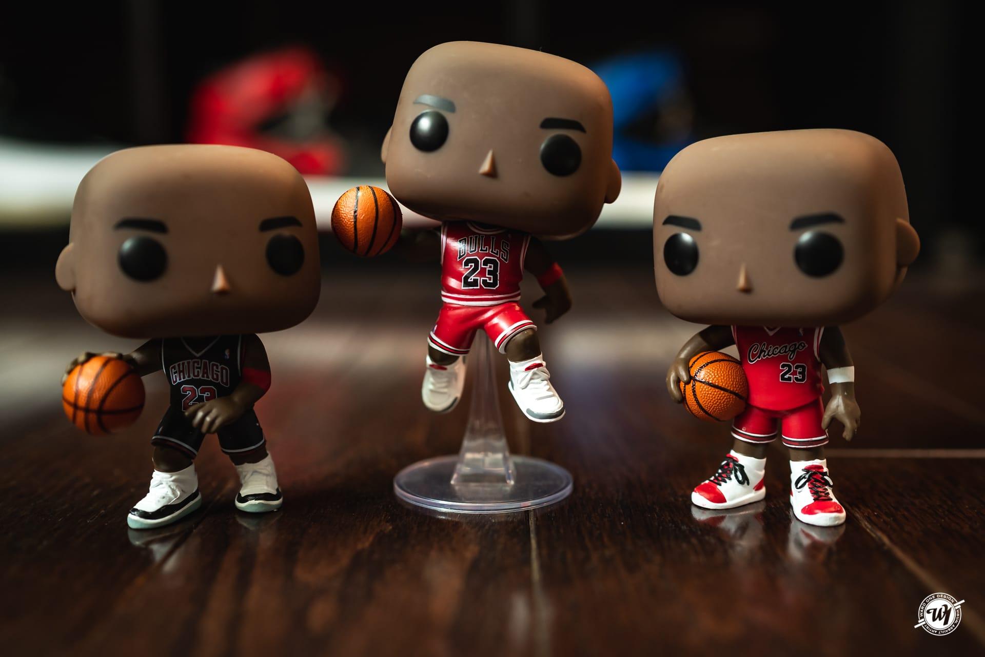Update: Funko POP Michael Jordan