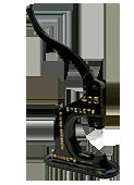 405 Bench Press for Grommet Setting - Stimpson