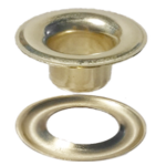 Plain_Brass_#2_Grommet