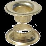 brass-neck-grommet-washer