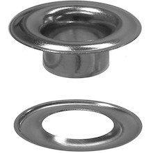 Marine Grade Stainless (304) Grommets & Washers