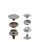 24-Line Snap Fasteners