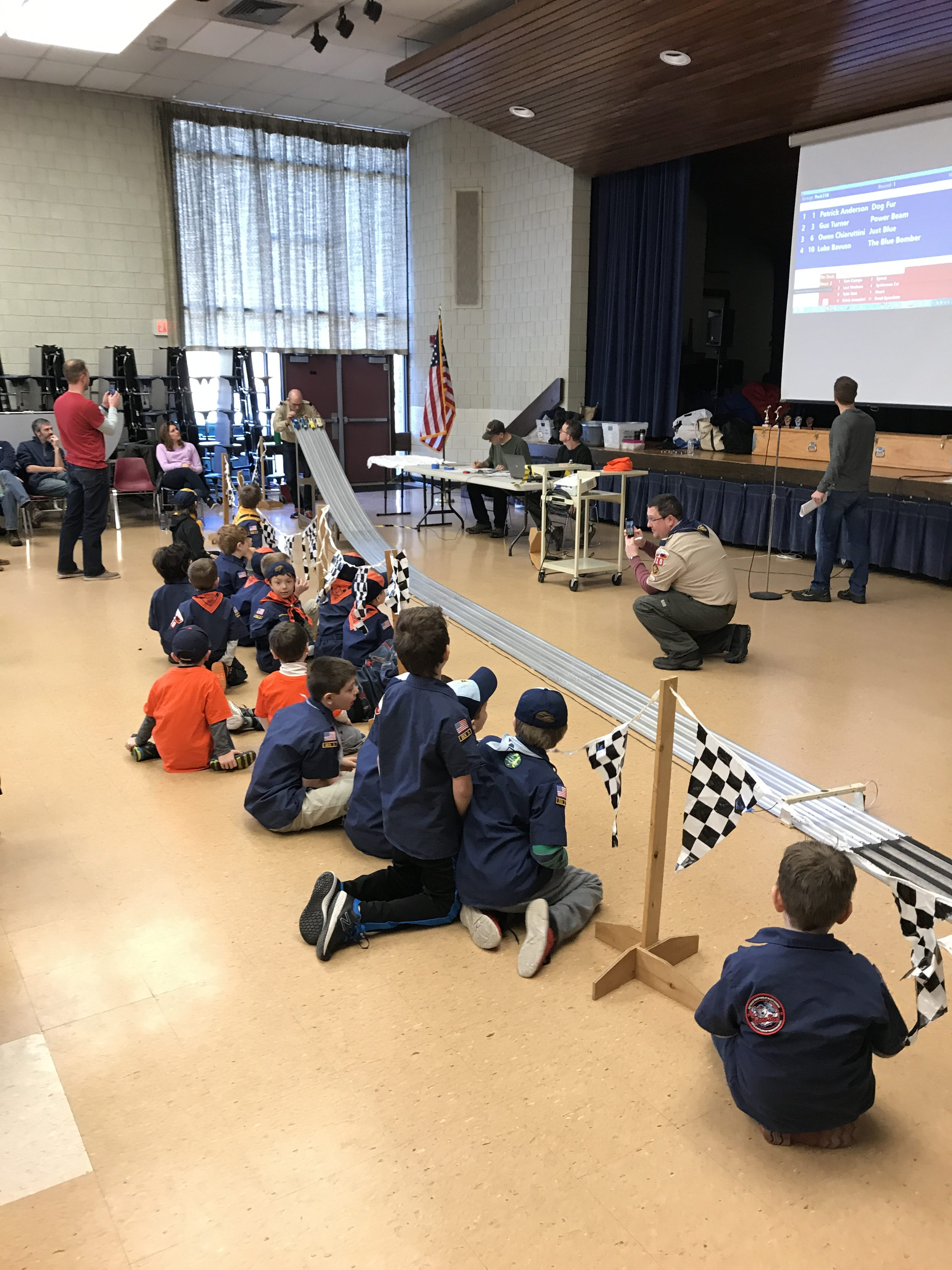 2019 Pack 310 Pinewood Derby