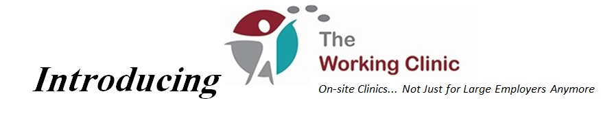 The Working Clinic Website Logo
