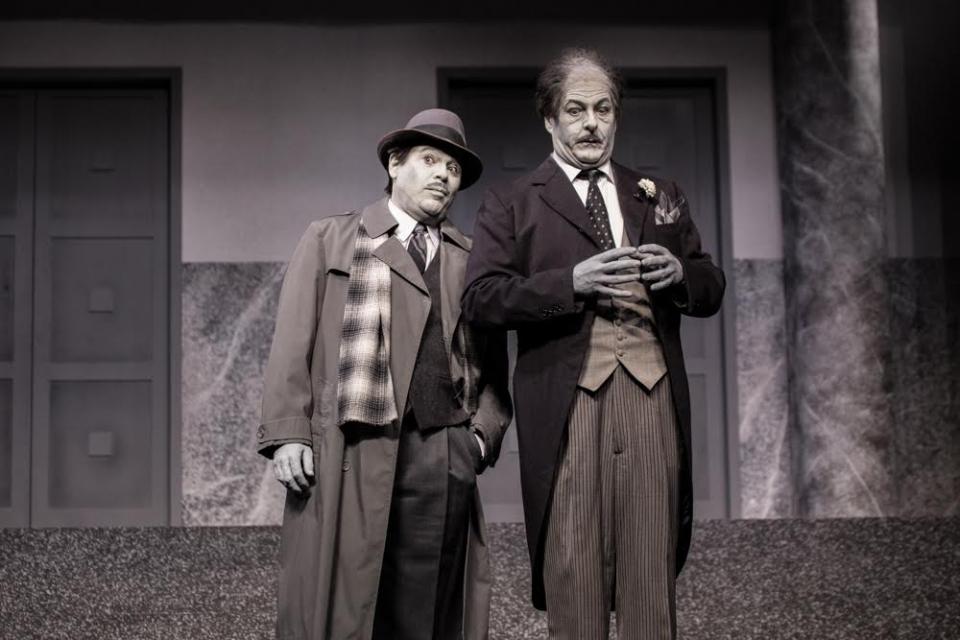 It's Beginning to Look a Lot Like Murder-Pegaus Theatre-Theater Jones-Photo credit Alan Abair-2