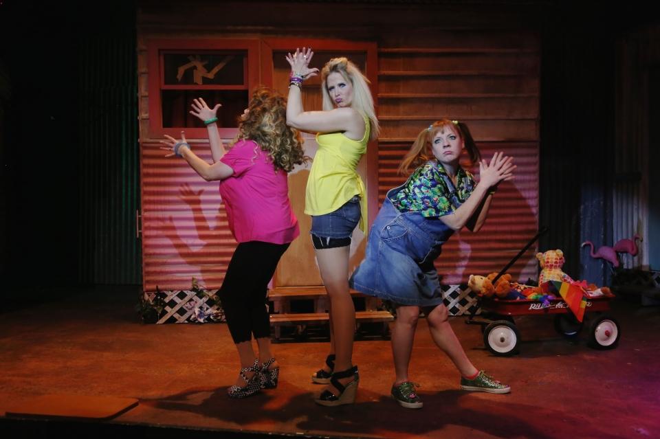 The Great American Trailer Park Musical-Contemporary Theatre of Dallas-Theater Jones-Photo George Wada-1