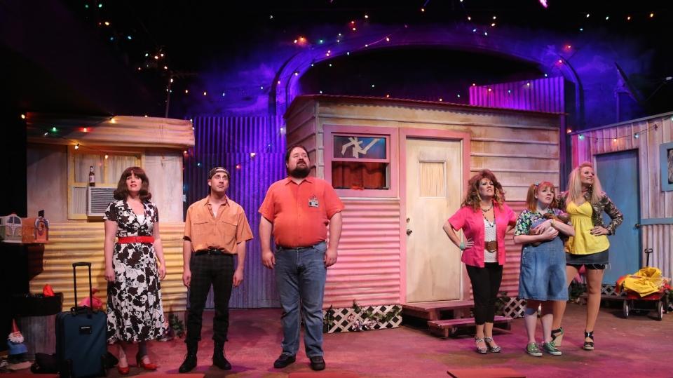 The Great American Trailer Park Musical-Contemporary Theatre of Dallas-Theater Jones-Photo George Wada-2