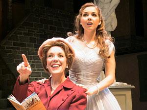 The Light in the Piazza - Theatre Three - theatremania - Linda Harrison