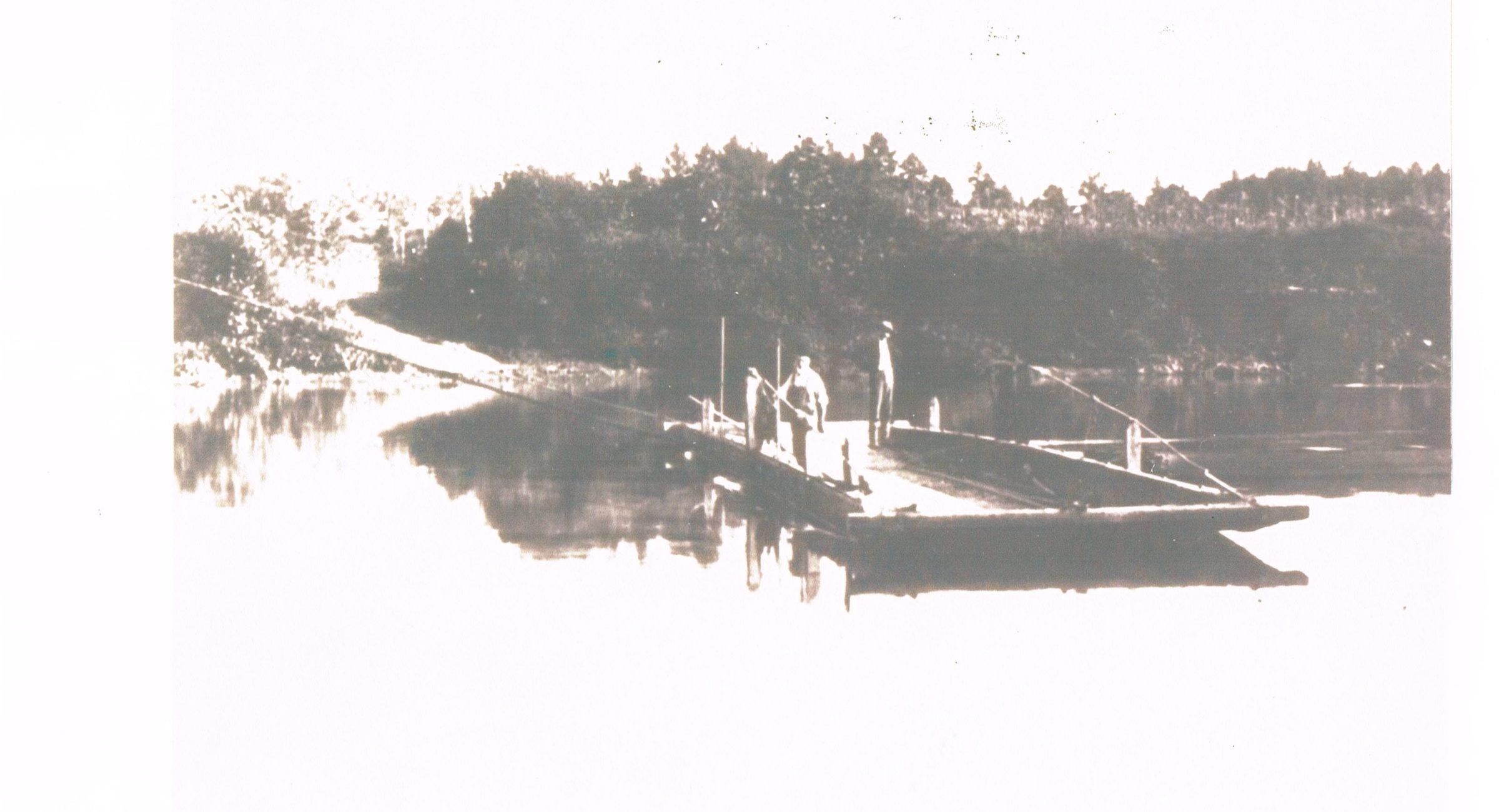 Turner-Mayson Ferry