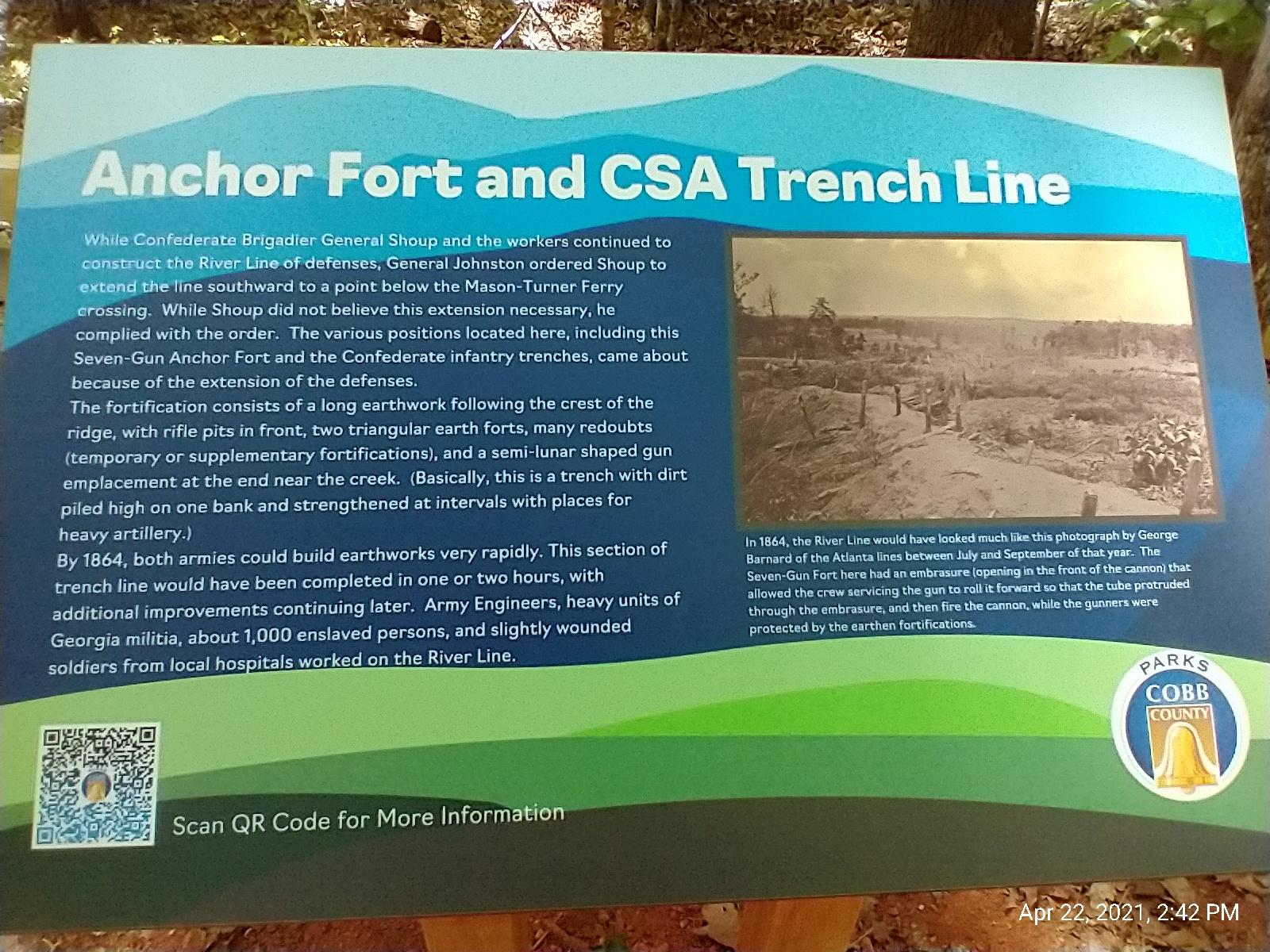 Johnston's River Line