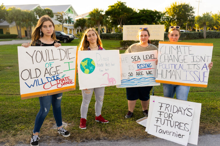Fed Up: Youths take a stand for their future