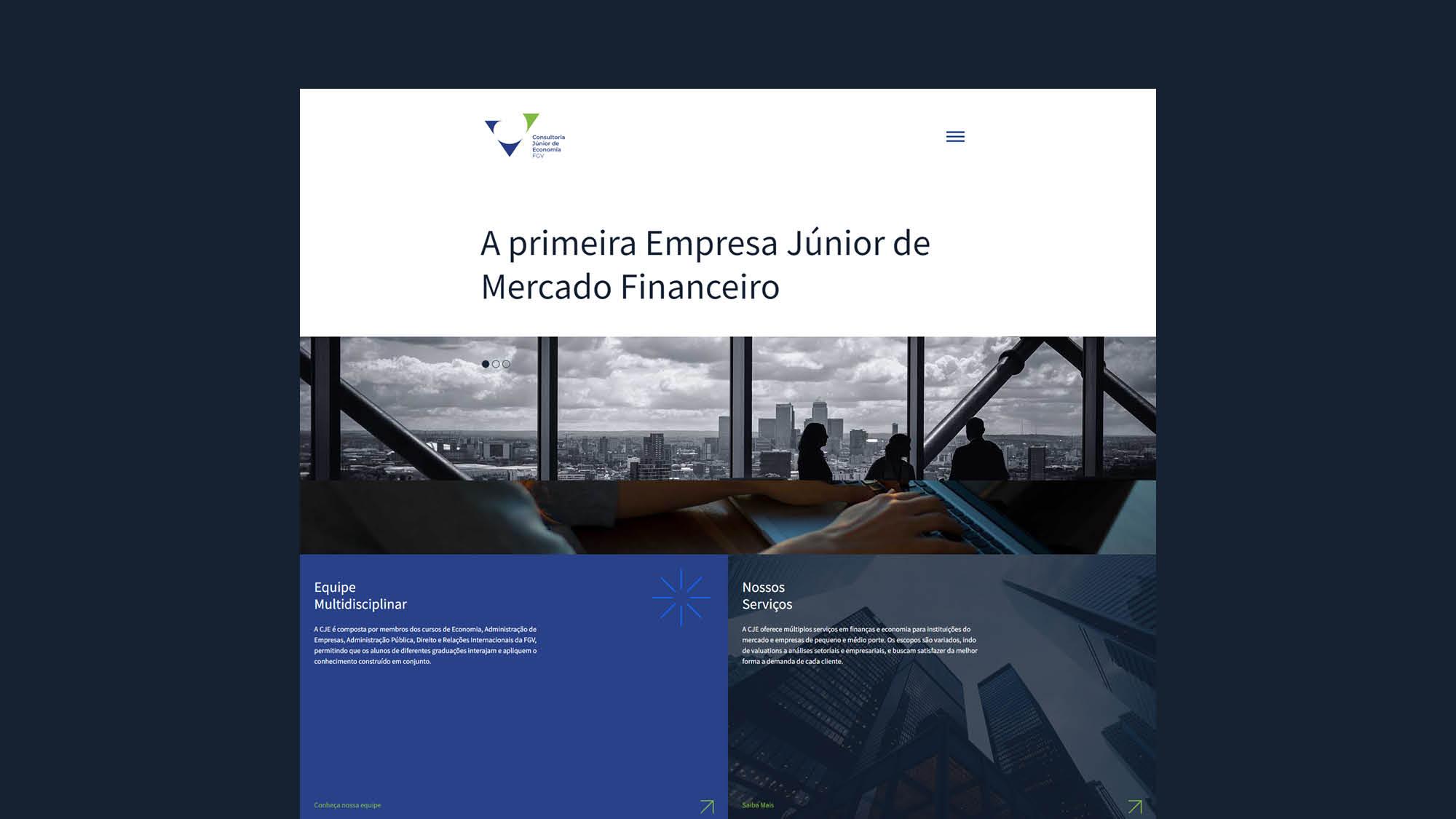 A primeira Empresa Júnior de Mercado Financeiro