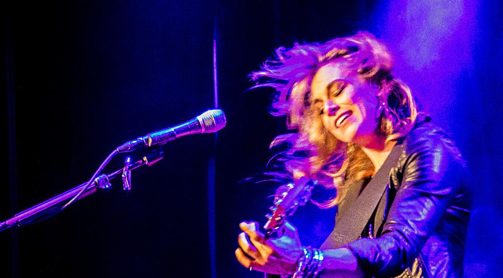 Olivia Dvorak - Alternative-Country star in the making - Photo © 2015 Donna Balancia
