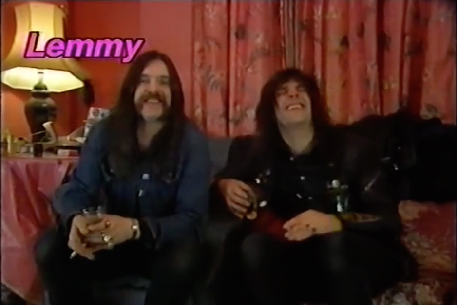 Lemmy courtesy of Gosta Hare