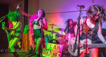 The Glam Skanks - Photo © 2016 Donna Balancia