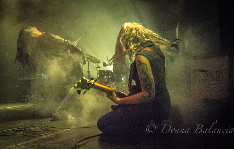 Death Valley Girls perform at SXSW - Photo © 2016 Donna Balancia California Rocker