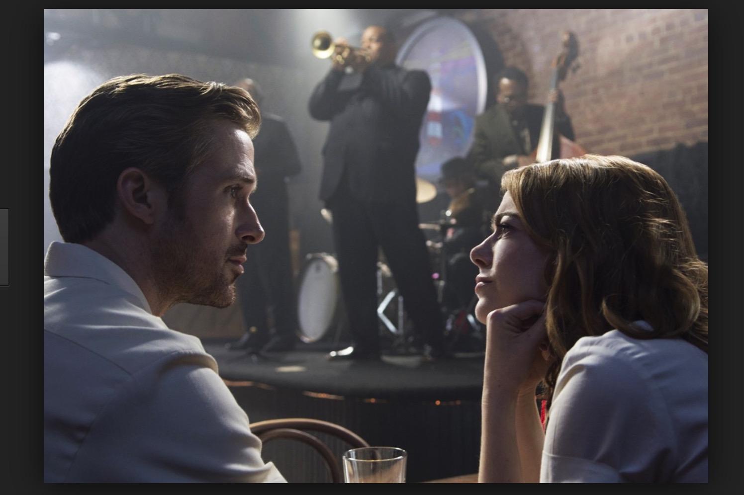 La La Land sweeps music categories of Golden Globes