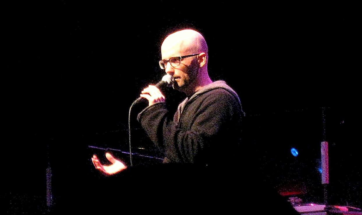 Moby - Photo by Tammy Lo for CaliforniaRocker.com
