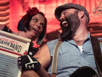 The Reverend Peyton's Big Damn Band at St Rocke - Photo by Luis Moreno