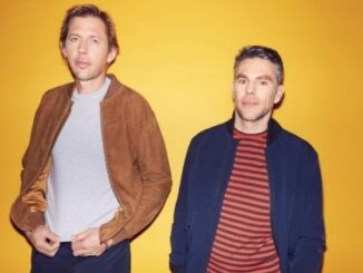 Groove Armada releases Get Out On The Dancefloor