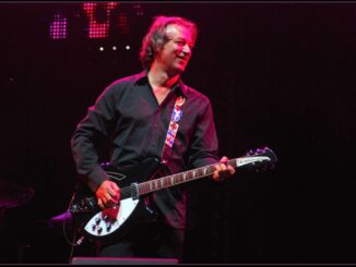 Peter Buck - Photo by Andrew Hurley