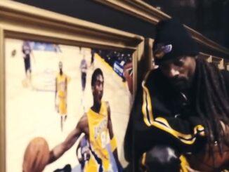 Snoop seeks solace from Kobe Bryant in new video - Bryant image by Andrew D. Bernstein/NBAE/Getty