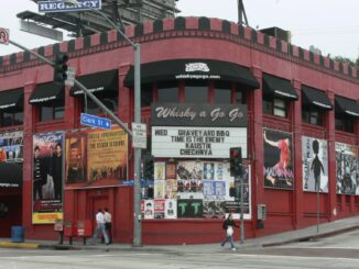 Whisky a Go-Go Independent Venues - Courtesy