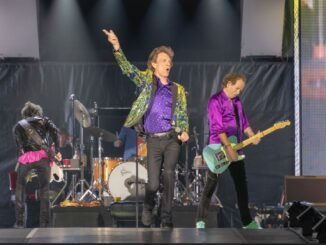 Rolling Stones at the Rose Bowl in 2019 - Courtesy NASA:JPL