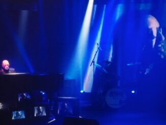 Mike Garson and Trent Reznor - Courtesy Rolling Live