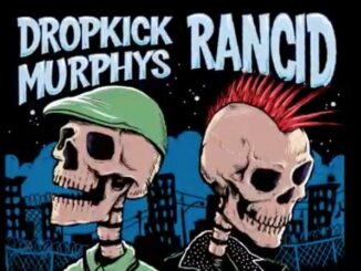 Dropkick Murphys Rancid Boston To Berkeley II
