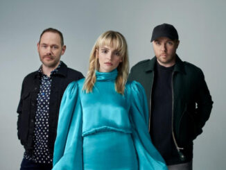 CHVRCHES releases 'Good Girl' - Courtesy
