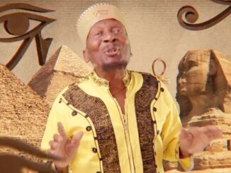 Jimmy Cliff Among the Egyptian Icons - Courtesy
