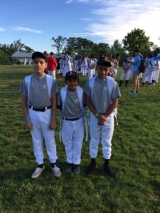 Anthony, Omar, and Pedro