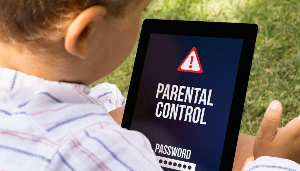 Safe internet browsing measures for children's