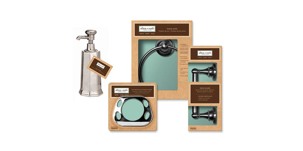 allen + roth Packaging Concepts