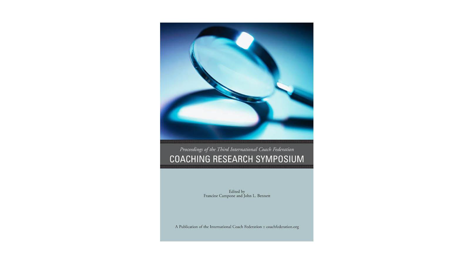 ICF Coaching Research Symposium