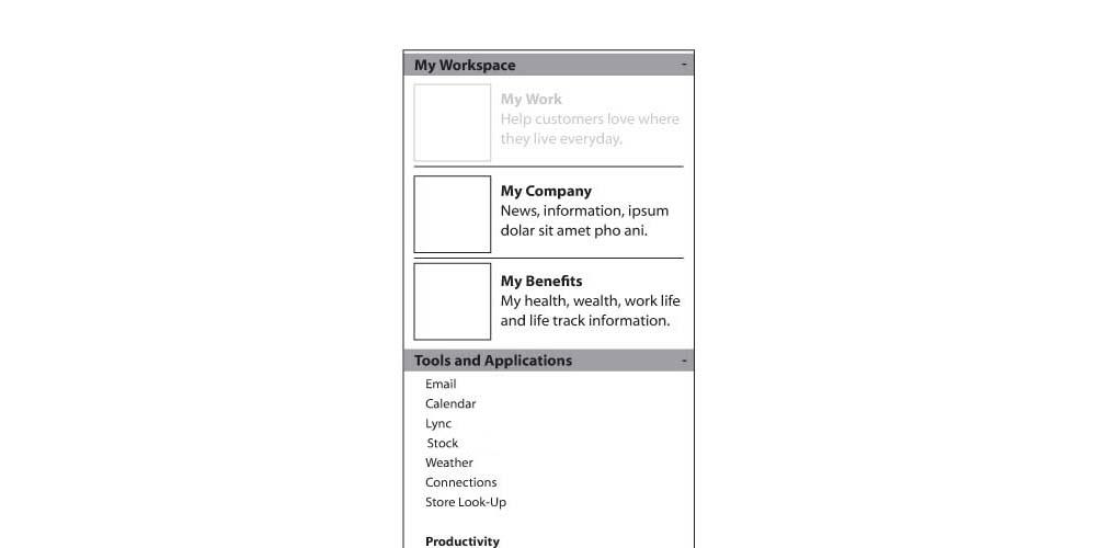 My Work, My Company, My Benefits