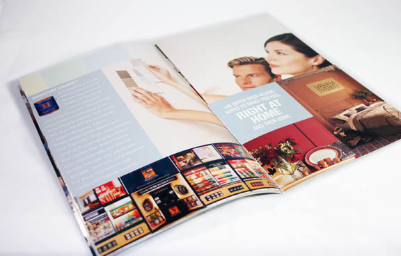 Direct Mail Advertising Inner Pages