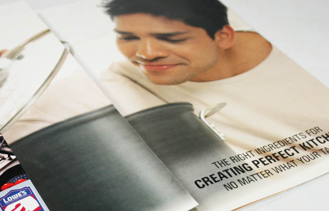 Direct Mail Advertising Photography