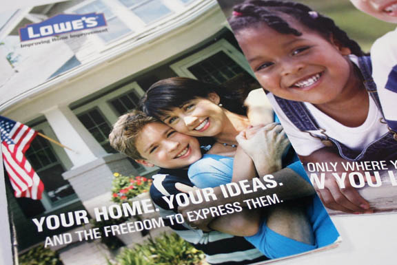 Direct Mail Collateral