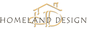 Homeland Design, LLC Logo