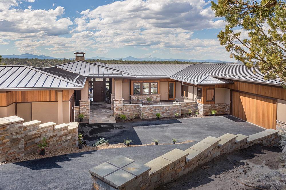Portfolio - Homeland Design, LLC - custom home design landscape design