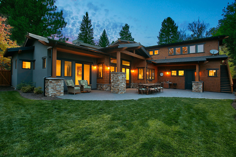 Crider Residence Downtown Bend