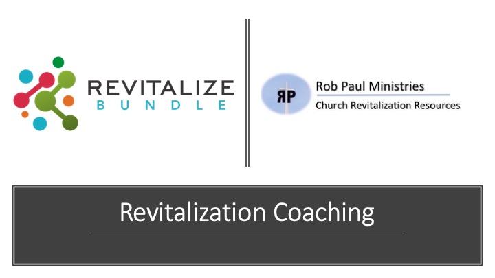 Revitalization Coaching