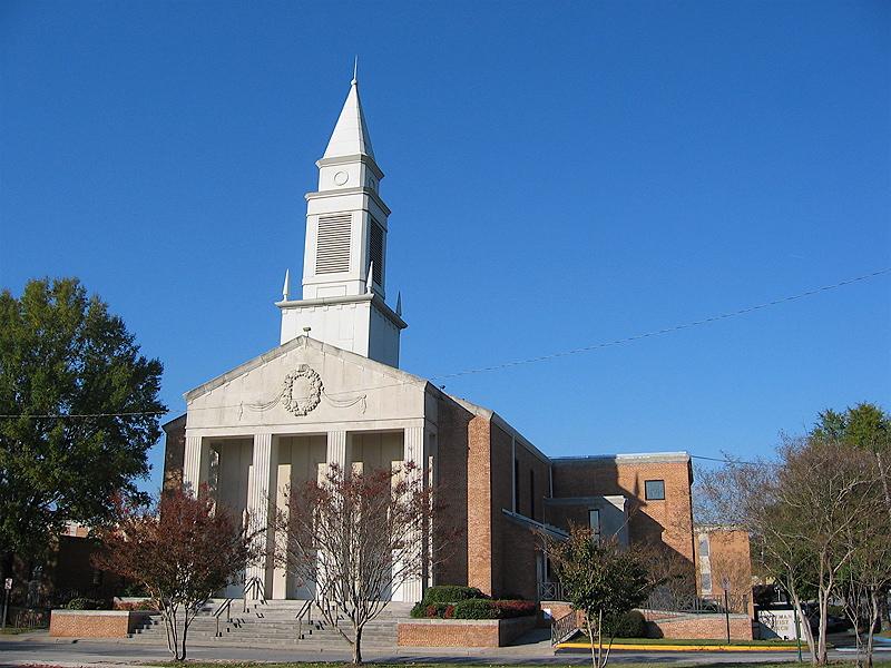 Huffman Baptist Church