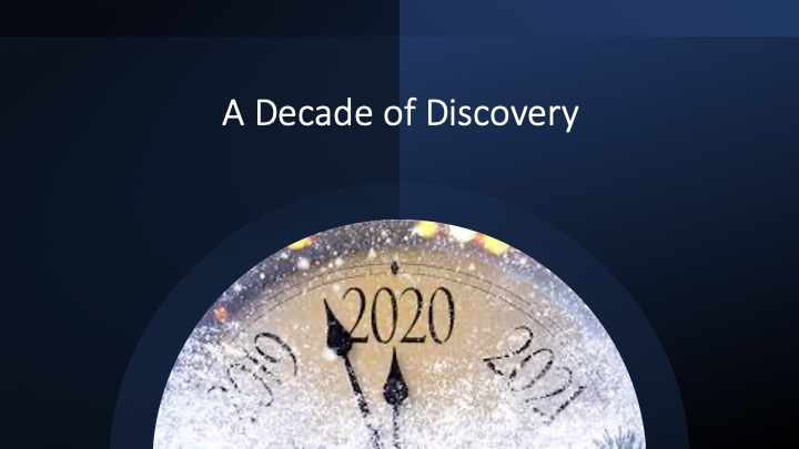 A Decade of Discovery