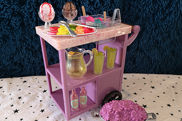 Our Generation: Patio Treats Trolley