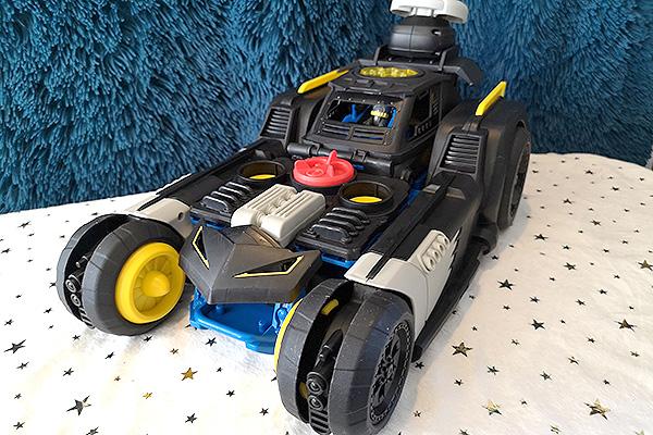 Fisher-Price: Imaginext RC Transforming Batmobile